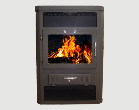 Cast Iron Stoves Concord Grand 16kw Multi Fuel Wood